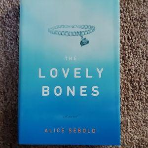 3/$9 The Lovely Bones Hardback